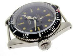Vintage of the Week: Rolex Submariner Reference 6538