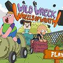 Clarence en wheels of wrath