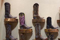 Cowboy boots at Pinto Ranch http://www.horsesandheels.com/2013/03/store-spotlight-pinto-ranch/