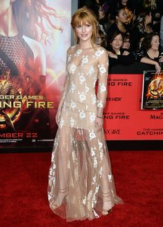 Bella Thorne - 'The Hunger Games: Catching Fire' Premieres in LA — Part 3