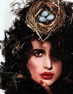 80s Fashion, Fashion Models, Vintage Fashion, Art Photography, Fashion Photography, Vogue, L'oréal Paris, Vintage Ads, Vintage Style