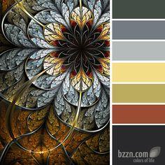 Flower II by =lucid-light Digital Art / Fractal Art / Raw Fractals Fractal Images, Fractal Art, Fractal Design, Art Sculpture, Wow Art, Oeuvre D'art, Sacred Geometry, Textures Patterns, Art Images