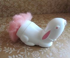 I had this Vintage Avon Bunny Powder.this brought the biggest smile to my face! Mom used to give me Avon for Christmas. I can still smell the powder. 1970s Childhood, Childhood Toys, Childhood Memories, Vintage Avon, Vintage Toys, Vintage Stuff, Avon Collectibles, Oldies But Goodies, I Remember When