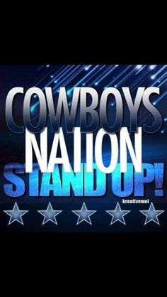 #CowboysNation Follow on Twitter, Instagram, & Snapchat @cowboysfans_88 Dallas Cowboys Quotes, Dallas Cowboys Pictures, Cowboys 4, Dallas Cowboys Football, Pro Football Teams, Football Memes, Sports Teams, Cowboy Images, Jerry Jones