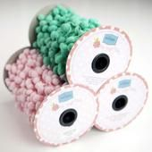 Millhouse Collections: Super cute Pom poms in three different sizes
