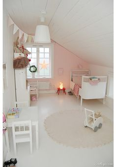 14x inspiratie voor een mooie meisjeskamer