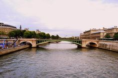 France, Paris - Sena and bridges