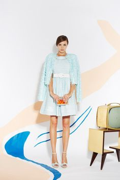 Alice + Olivia Spring 2013 Ready-to-Wear Collection Slideshow on Style.com