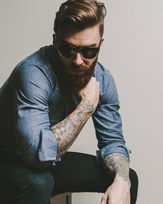 Levi Stocke with MADE Eyewear | Photography: Mariusz Jeglinski