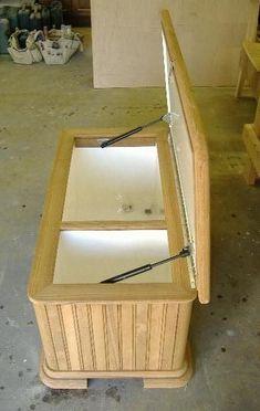 Diy Rustic Cooler With Sheet Metal Custom Made Rustic