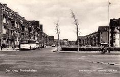 Thorbeckelaan gezien vanaf de Appelstraat richting Oude Haagweg