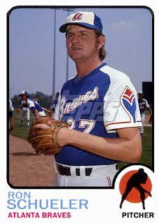 1973 Topps Baseball Card Update Series 1973 Atlanta Braves 76 85 5th Pl Nl West 22 5 Gb Braves Atlanta Braves Braves Baseball