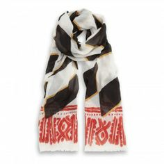 Cost effective scarves from Fulards. Concorde, Cotton Scarf, Classic Style, Scarves, How To Make, Italy, Free Shipping, Shopping, Collection