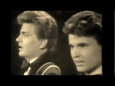 """the everly brothers - """"since you broke my heart"""" ♥"""