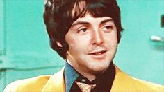 gif Paul giggles