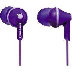 Ergo Fit InEar Headphones Viol