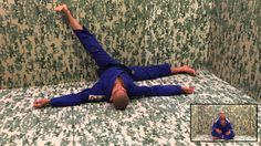Mahamed Aly – Stretching for BJJ part 2