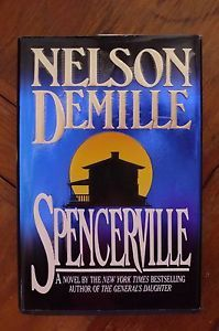 Spencerville by Nelson Demille (1995, Hardcover, Large Print)