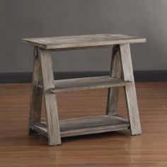 Renate Ladder End Table