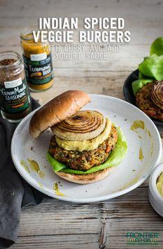 ... Goodness on Pinterest | Fresh avocado, Veggie burgers and Spice blends