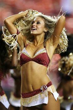 20 Photos of the hottest Washington Redskins cheerleaders in 2013 Redskins Cheerleaders, Hottest Nfl Cheerleaders, Washington Redskins, New Nfl Helmets, Professional Cheerleaders, Ice Girls, 365days, American Sports, Atlanta Falcons