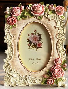 I WOULD LOVE TO MAKE THIS!!! I'M ALL SET WITH THE ROSES...NOW I JUST HAVE TO FIGURE OUT THE REST! [??? LOL!] ❤A