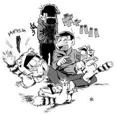 Osomatsu stop do u want to die XD