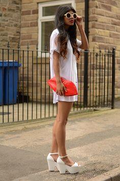 She Wears Fashion - UK Fashion blog: Lets Make Out..
