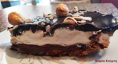 Τούρτα με κάσιους & φουντούκι χωρίς ζάχαρη και βούτυρο για διαβητικούς Tiramisu, Sweets, Vegan, Chocolate, Ethnic Recipes, Desserts, Food, Sweet Pastries, Tailgate Desserts