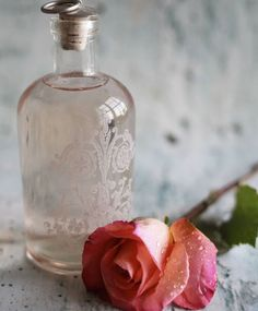 DIY: How to make your own rose water ! For skincare make your skin silky soft & luminous !