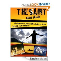 The Saint, by Oliver Broudy.   I think I'll start this one next.  Two days and can't get past the first page.  Life is too short and there are too many books to waste time on one that doesn't interest you.