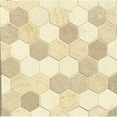 Features:Tile Use: Pool, spa and exteriorMaterial: LimestoneHexagon mosaic blend 125 sheetCategor...
