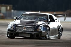 Cadillac CTS-V - The Automotive Gallery