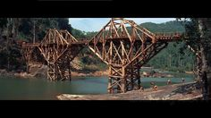 Bridge On The River Kwai 1957