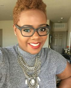 ...and another beautiful blonde #Tapered #TWA Tapered Natural Hair, Tapered Twa, Short Natural Styles, Twa Hairstyles, Haircuts, Black Hairstyles, Hair Affair, Natural Hair Inspiration, Thing 1