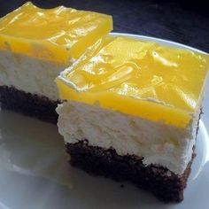 Fanta szelet IV. Sticky Toffee Pudding, Victoria Sponge, Hot Cross Buns, Mary Berry, Sponge Cake, Pavlova, Fabulous Foods, Trifle, Afternoon Tea