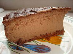 The Primal Martini: Primal Chocolate Cheesecake