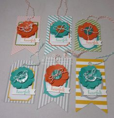 Tag A Bag Gift Bags & Accessory Kit by darhm - Cards and Paper Crafts at Splitcoaststampers