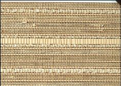 Canita Sand cream color for natural woven wood roman shades or side panels; custom window treatments for living room, or sliding glass door treatment