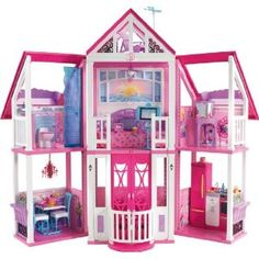 Barbie's California Dream House