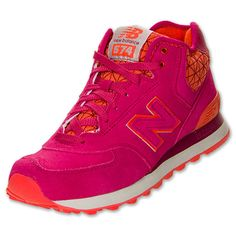 Women's New Balance 574 Mid Casual Shoes
