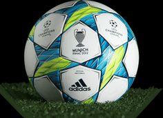 BALON  DE LA FINAL CHAMPIONS LEAGUE MUNICH 2012