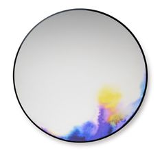 Beautiful watercolor mirror by Constance Guisset.