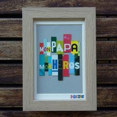 Bientôt la fête des pères!  www.facebook.com/lettremix