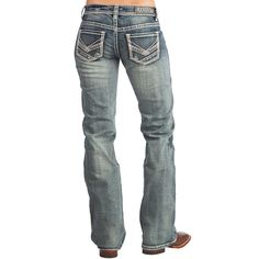 Shop Women's Rock N Roll Cowgirl Riding Jeans