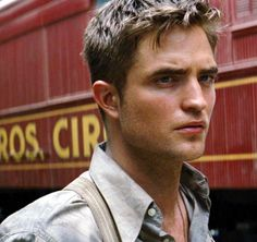 Didn't fall for him until I saw Water for Elephants... that changed everything!