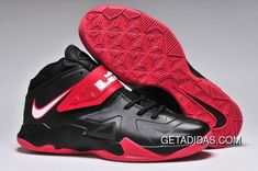 Nike Zoom Soldier Vii Red White Black TopDeals aaef31fb75