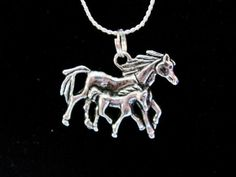 Horse  18 inch Necklace by JudysEtsyStore on Etsy, $9.99....on Etsy.com