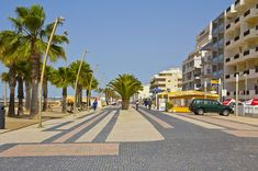 quarteira portugal - Google Search Portugal, Street View, Earth, Board, Google, Villas, Beaches, Cities, Planks
