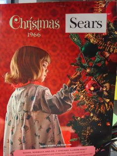 Sears Wish Book My brother and I would watch for this to come in the mail every year! We would fight over who's turn it was to look through it!